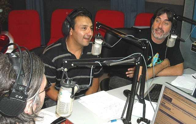 Fernando Pailos dialogó con Sergio Zuliani.