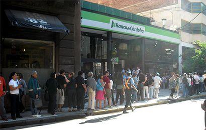 La medida afectará a las entidades en la provincia de Córdoba.