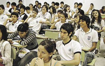 En Buenos Aires, los estudiantes podrían evaluar a sus profesores.