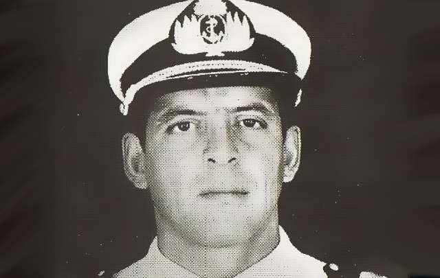 Pedro Giachino murió el 2 de abril.