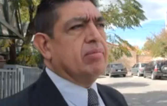 Mazzuchi es cuestionado por las investigaciones en los casos Castana y Sánchez.