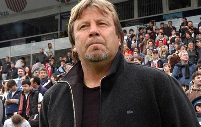 """""""El Ruso"""" Zielinski se mostró con ganas de continuar en la """"B""""."""