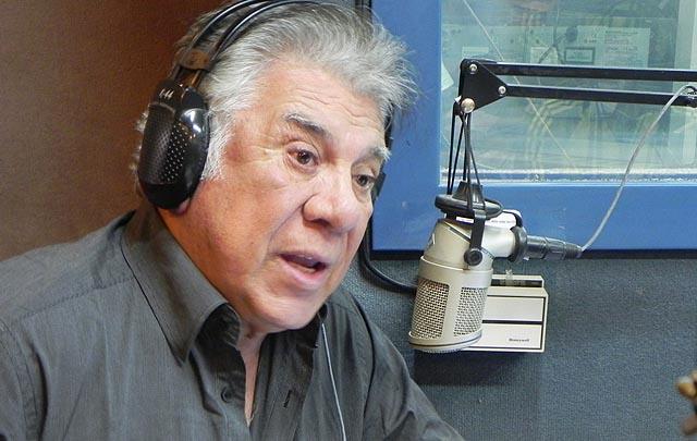 Raúl Lavié en Juntos Sábado