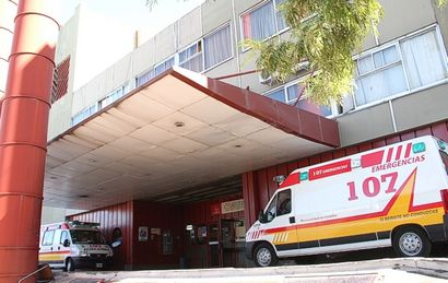 Gabriel Rodríguez, la víctima, está en grave estado.