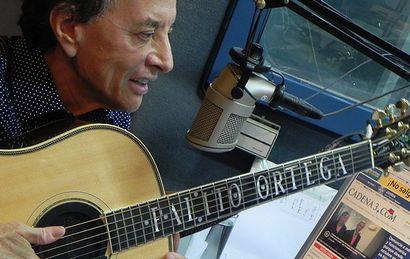 Palito Ortega grabó su nuevo disco en Nueva York (Foto de archivo)