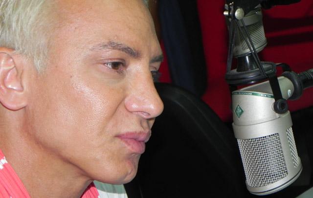 Flavio mendoza quer a hacer un espect culo en el que for Espectaculo flavio mendoza