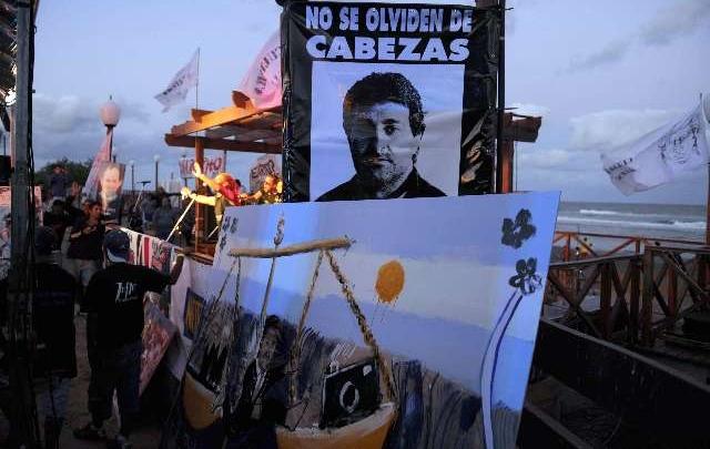 Acto para conmemorar la trágica muerte de José Luis Cabezas - Cadena 3