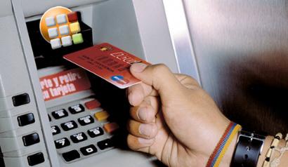 Afirman que el problema de cajeros es por el límite de carga por los billetes.