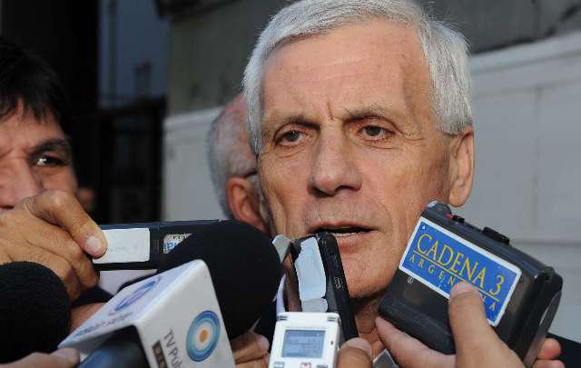 El titular de la CGT afín al Gobierno, Antonio Caló.