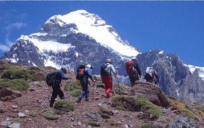 El campo de acción de la patrulla es pre cordillera y alta montaña (Foto: archivo)