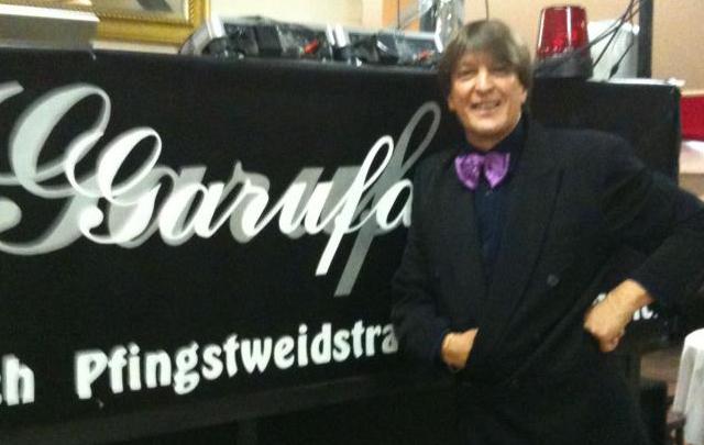 Oscar Moyano, un oyente que vive en Suiza