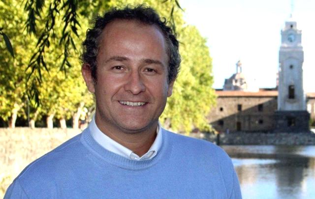 Cristian Moreschi en el Tajamar