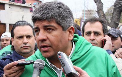 El gremio que conduce Pablo Moyano pide 35% de aumento.