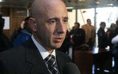 El fiscal Maximiliano Hairabedián dictó una capacitación para los efectivos.