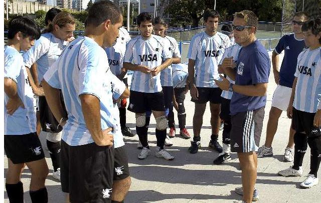 ''Los Murciélagos'' selección nacional de fútbol de no videntes
