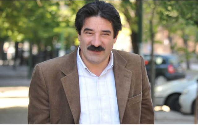 El secretario de Coordinación Gremial de la UEPC, Oscar Ruibal.