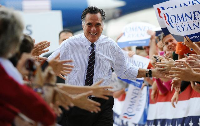 Partidarios de Romney confían en ganar adhesiones de hispanos.