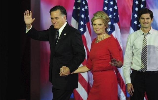 Mitt Romney admitió la derrota.