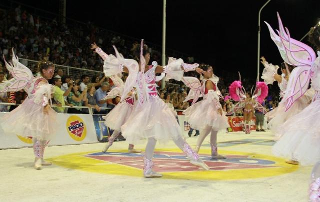 Carnaval de Gualeguaychú 2013 (Foto eldiaonline.com.ar)