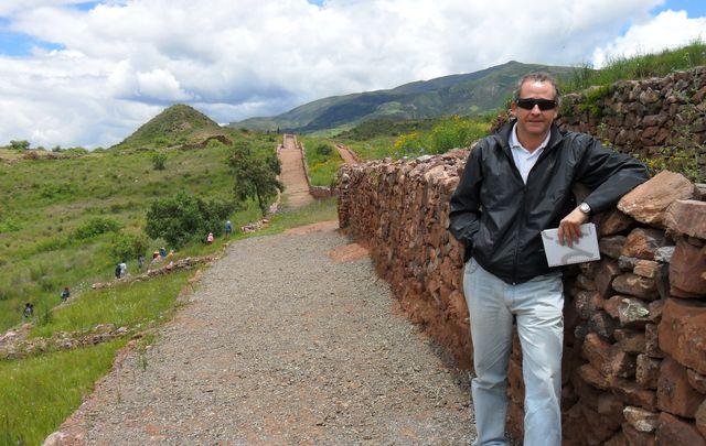 Piquillacta, un pueblo pre-incaico.