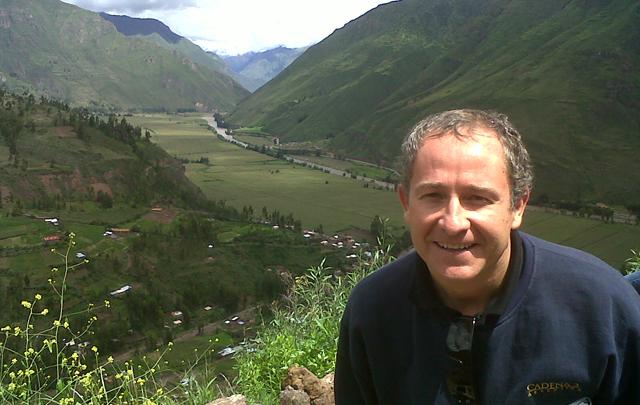 El Valle Sagrado de los Incas.