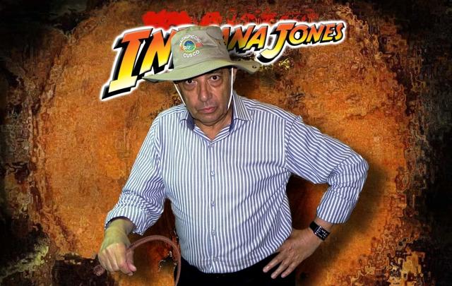 Mario Pereyra ''Jones'' (Fotomontaje Cadena 3)