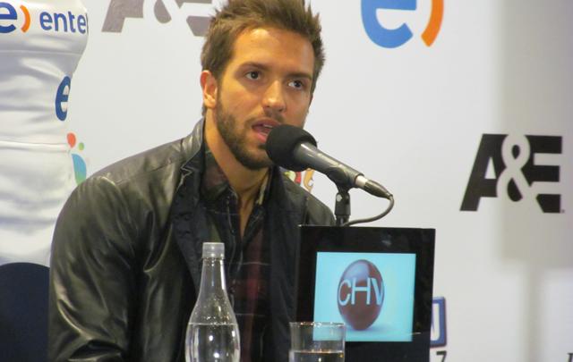 Pablo Alborán es uno de los artistas románticos del momento.