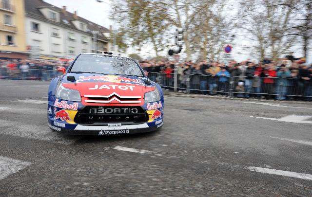Loeb correrá por última vez en Córdoba.
