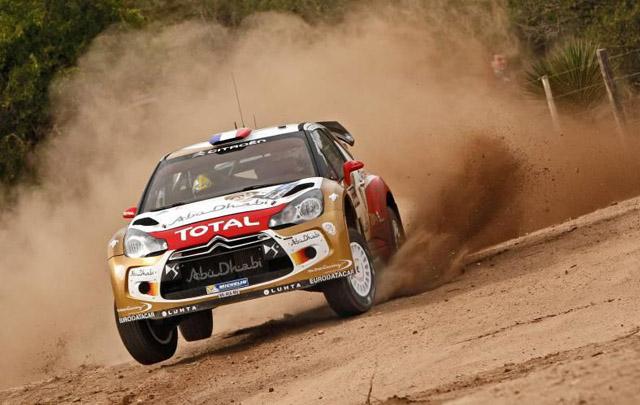 Loeb buscará retirarse con un nuevo campeonato de Argentina.
