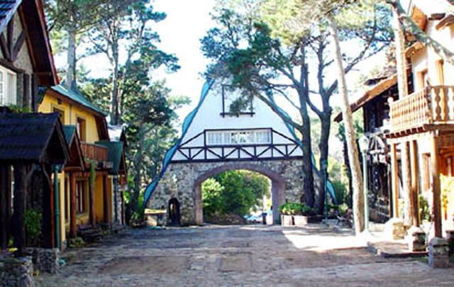 De viaje por Villa Alpina