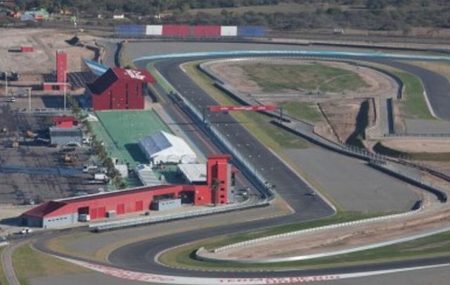 Circuito Termas De Rio Hondo : El moto gp ya revoluciona a santiago del estero y tucumán