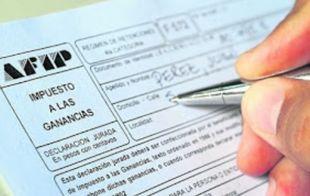 Los cambios en Ganancias se aplicarán con los sueldos que se paguen en junio.