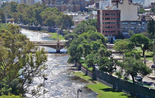 El Río Suquía, testigo principal de la fundación de Córdoba