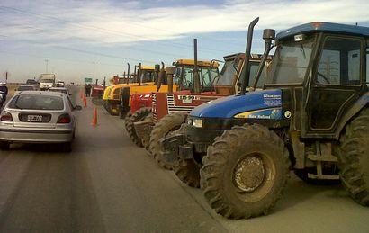 La protesta no afectará la circulación en la ruta 9 (Foto: Archivo)
