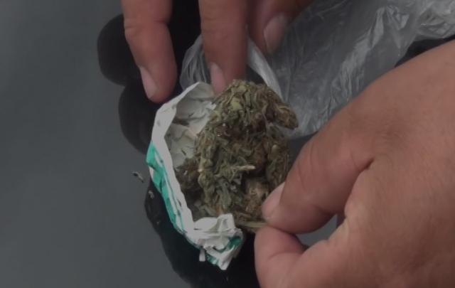 La policía halló una importante cantidad de marihuana en Villa Allende.