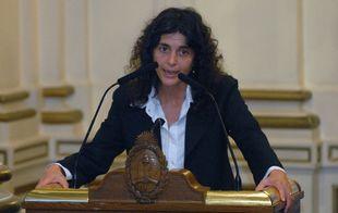 Romina Picolotti se desempeñó como secretaria de Medio Ambiente de 2006 a 2008.