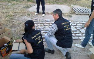 El narcotráfico, una economía paralela (Foto: Archivo)