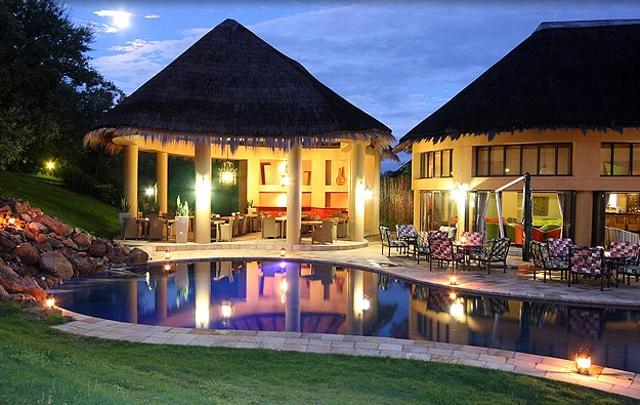 Hotel Ivory Tree Lodge