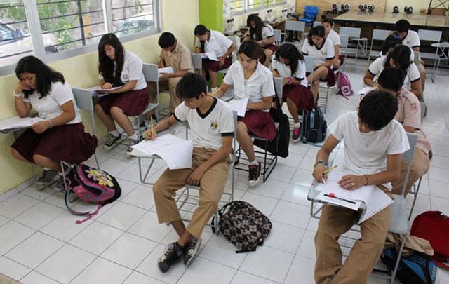 Según un estudio, sólo el 48% de los alumnos concluye en 6 años el secundario.