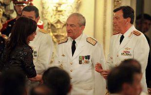 A fines de 2013, Milani asumía como jefe del Ejército.