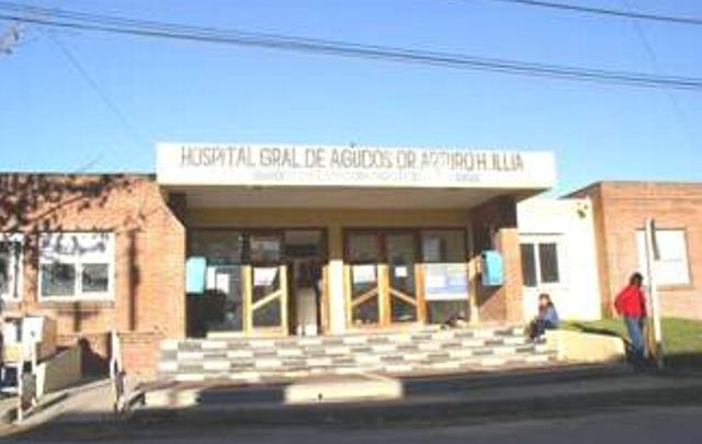 Quedan 21 personas internadas en el hospital de villa gesell for Temperatura actual en villa gesell