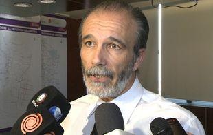 López valoró positivamente la reunión con Aranguren y Frigerio.