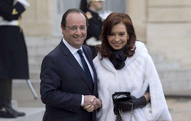 Gobierno argentino Frente a la deuda del Club de París