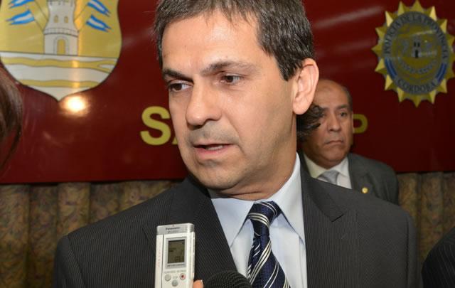 Moyano ofreció más recursos al cuestionado fiscal de Carlos Paz (Foto: Archivo)