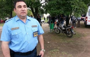 Suárez se refirió al operativo saturación del fin de semana (Foto: Archivo)
