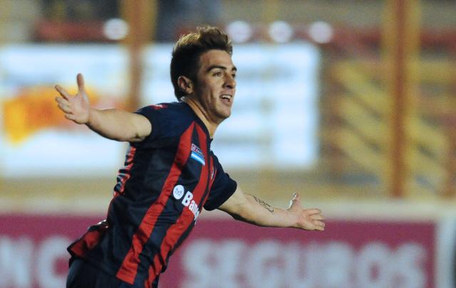 Julio Buffarini es uno de los pilares de San Lorenzo.