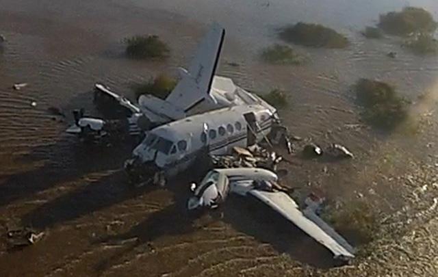 La avioneta siniestrada era propiedad del dueño de Kosiuko.
