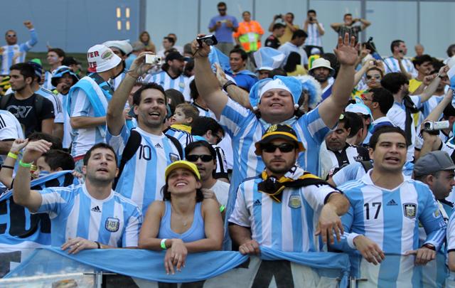 Se prevé que argentinos no contraten paquetes por la Copa América (Foto: Archivo).