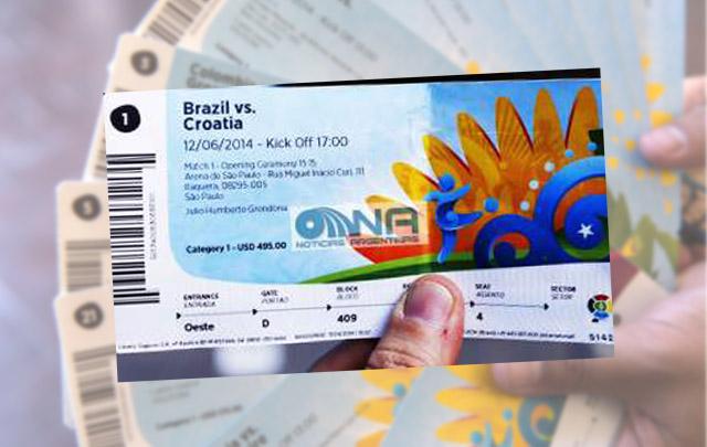 La AFA, investigada por presunta venta de entradas de cortesía de la FIFA.