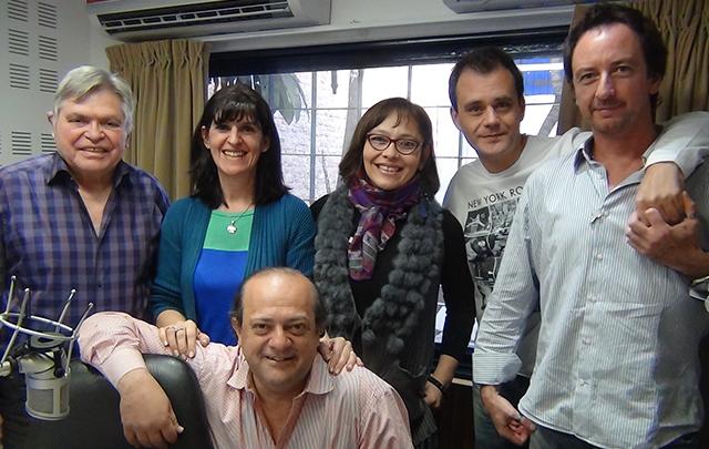 Equipo de Viva la Radio